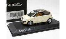 1:43 Lancia Ypsilon art.782004, масштабная модель, Norev, scale43