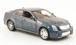 1:43 Cadillac CTS-V, met.-grau 2009, масштабная модель, 1/43, Luxury Diecast (USA)
