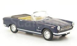 1:43 Fiat 2300 S Cabriolet, dkl.-blau, масштабная модель, 1/43, Starline