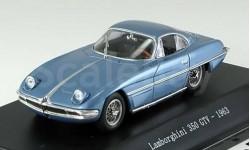 1:43 Lamborghini 350 GTV, met.-silberblau 1963, масштабная модель, 1/43, Starline