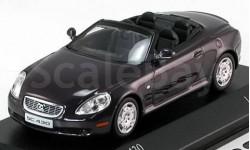 1:43 Lexus SC 430 Cabrio 2001 violett-metallic LimEd.1008 pcs.