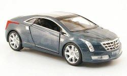 1:43 Cadillac Converj Concept, met.-grau 2009, масштабная модель, 1/43, Luxury Diecast (USA)
