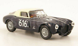 1:43 Lancia D20, No.616, Barovero/Biondetti, Mille Miglia, масштабная модель, 1/43, Starline