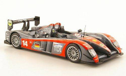 1:43 Audi R10 TDI #14 Karthikeyan, Zwolsman, Lotterer 24h LeMans 2009, масштабная модель, 1/43, IXO Le-Mans (серии LM, LMM, LMC, GTM)