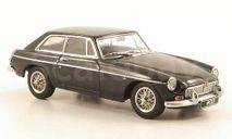 1:43 MGB GT Coupe MK II 1969 darkgreen RAR, масштабная модель, 1/43, Autoart