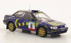 1:43 Subaru Legacy RS, No.8, M.Alen / I.Kivimaki, Rally Portugal 1993, масштабная модель, 1/43, HPI