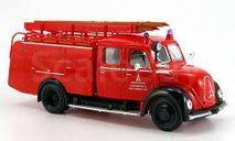 1:43 Magirus Merkur TLF 16, rot, Feuerwehr 1961, масштабная модель, 1/43, Signature
