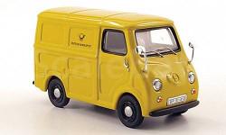 1:43 Glas Goggomobil TL 300 Kasten, Deutsche Bundespost RAR, масштабная модель, 1/43, Premium Classixxs