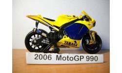MOTO GP 1-18 NewRay 2006г, масштабная модель мотоцикла, scale18, Yamaha № 5