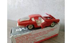 Мазерати мистраль- купе СССР, масштабная модель, scale43, Maserati