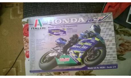 Honda, сборная модель мотоцикла, 1: 9