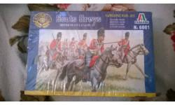шотландская кавалерия