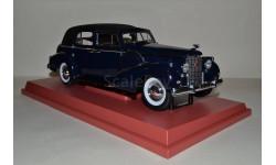 Cadillac V16 Fleetwood 1938, масштабная модель, Signature, 1:18, 1/18