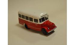 ПАЗ-651 1952, масштабная модель, Vector-Models, 1:43, 1/43