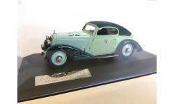 1933 Audi Front №52, масштабная модель, ZZ model, scale43