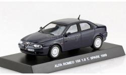 Alfa Romeo 156 1.8 T. Spark 1999 DeAgostini
