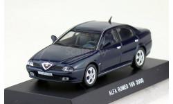 Alfa Romeo 166 2000 DeAgostini