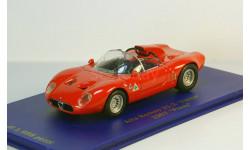 Alfa Romeo 33.2 ''Fleron'' 1967 ''Prova'' M4, масштабная модель, 1:43, 1/43