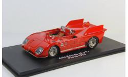 Alfa Romeo 33.3 TT Prova 1972 M4, масштабная модель, 1:43, 1/43