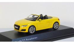 Audi TT Roadster 2014 Kyosho, масштабная модель, 1:43, 1/43