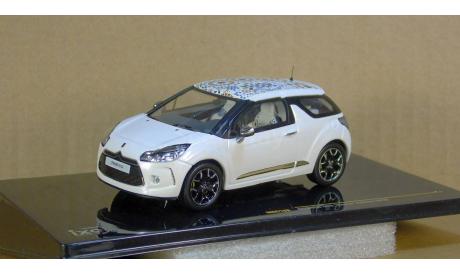 Citroёn DS3 ''Kenzo'' Edition 2010 Ixo models, масштабная модель, 1:43, 1/43, Citroën