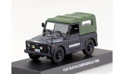 FIAT Nuova Campagnola Carabinieri 1982 DeAgostini