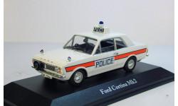 Ford Cortina Mk2 Hampshire Police Atlas