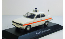 Ford Escort Mexico Sussex Police Atlas, масштабная модель, 1:43, 1/43