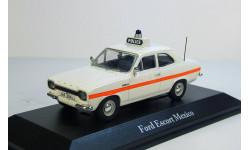 Ford Escort Mexico Sussex Police Atlas