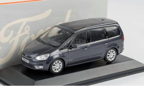 Ford Galaxy 2006 Minichamps, масштабная модель, 1:43, 1/43