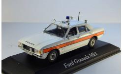 Ford Granada Mk1 Avon and Somerset Police Atlas