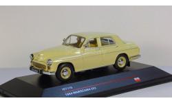 Warszawa 203 1964 Ist models
