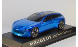 Peugeot Instinct Concept 2017 Norev