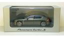 Porsche Panamera Turbo S 2009 Minichamps, масштабная модель, 1:43, 1/43