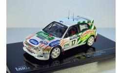 Toyota Corolla WRC Ixo models