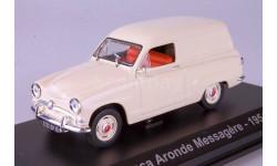 Simca Aronde Messagere 1954 Norev
