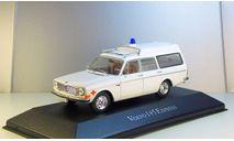 Volvo 145 Express Ambulance 1969 Atlas, масштабная модель, 1:43, 1/43