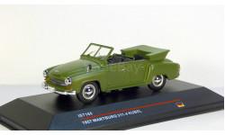 Wartburg 311-4 Kubel 1957 Ist models