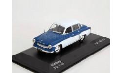 Wartburg 312 1965 WhiteBox