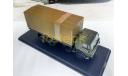 КАМАЗ-53212 бортовой с тентом - хаки 1:43, масштабная модель, Start Scale Models (SSM), scale43