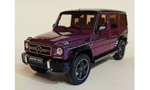 Mercedes G class G63 AMG Crazy Color 1:18 Limited, масштабная модель, i-scale, scale18, Mercedes-Benz