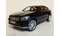 Mercedes GLC Coupe 2018 I-scale 1:18, масштабная модель, scale18, Mercedes-Benz