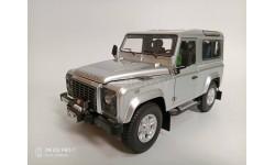 Land Rover Defender 90 1:18 Kyosho, масштабная модель, 1/18