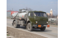 Маз 500Б Топливозаправщик ац-8, масштабная модель, Наш Автопром, scale43