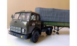 МАЗ 504В + Полуприцеп МАЗ 9380 1/2