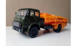 Маз 5334 Топливозаправщик тз-7,5 Хаки/оранжевый