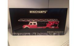 Minichamps Magirus-Deutz S6500 Drehleiter DL30