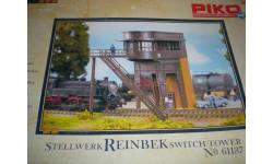 PIRO Железнодорожный сигнальный пост., железнодорожная модель, 1:87, 1/87, PIKO