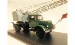 МАЗ -200 К-51 AVD models, сборная модель автомобиля, Автомобиль в деталях (by SSM), 1:43, 1/43