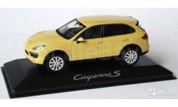 Модель Porsche Cayenne S (2010) 1/43 Minichamps